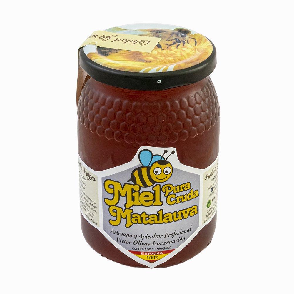 miel cruda de matalauva