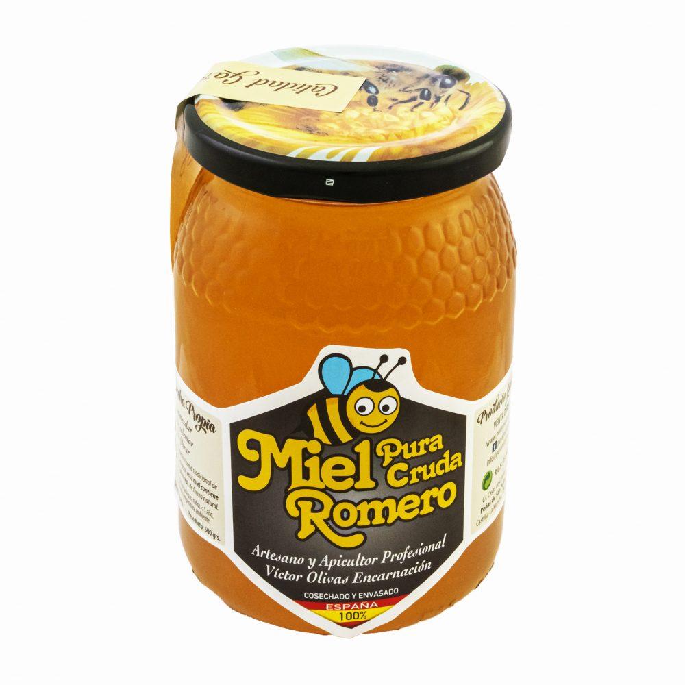miel pura de romero