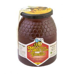 Miel cruda de tomillo